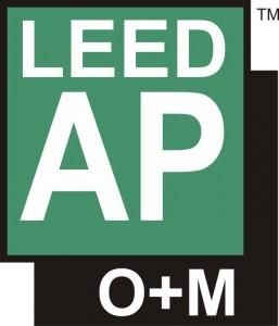 Logo LEED AP O_M